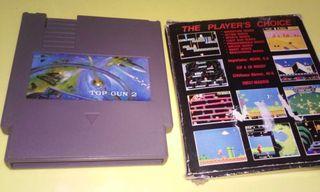 Top gun 2 clonica Nintendo nes