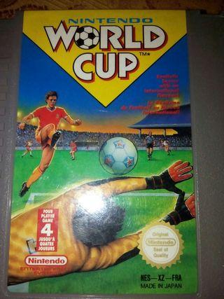 Juego world cup