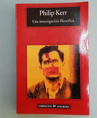 Una investigación filosófica, Philip Kerr