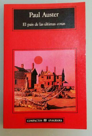 El país de las últimas cosas, de Paul Auster