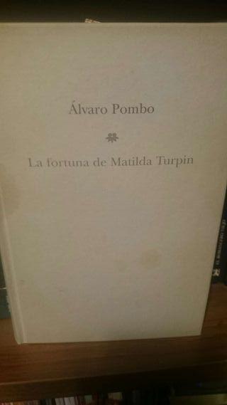Libro de Álvaro Pombo, premio Planeta