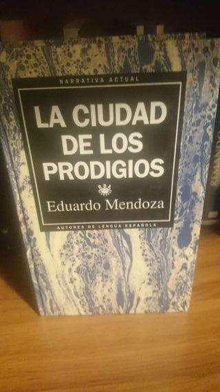Libro de EDUARDO MENDOZA