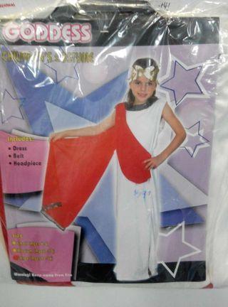 Disfraz romana niña.