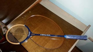 Raqueta vintage Badminton