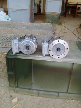 Vendo dos motores eléctricos de marca NAWER