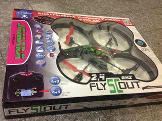 Dron JAMARA Flyscout 2,4 Ghz