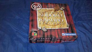 Challenge sudoku kakuro challenge