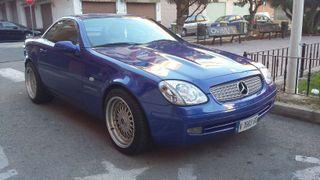 Mercedes slk 230 compresor automático Cabrio