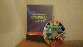 Depredador en dvd