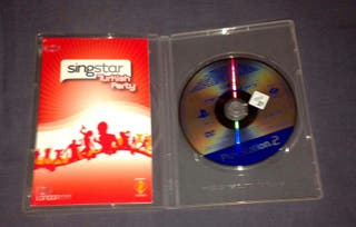 Singstar turkish party ps2