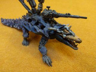 Figura Spawn Robot Alligator serie 15.