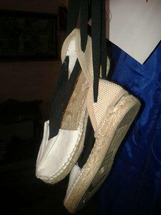 Zapatillas valencianas de careta!!