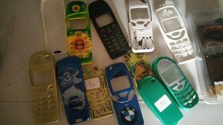 Carcasas, antenas y varios de teléfono móvil