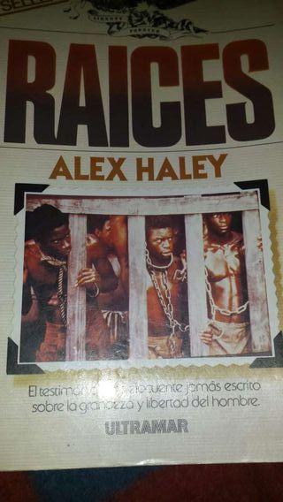 Libro Alex Haley