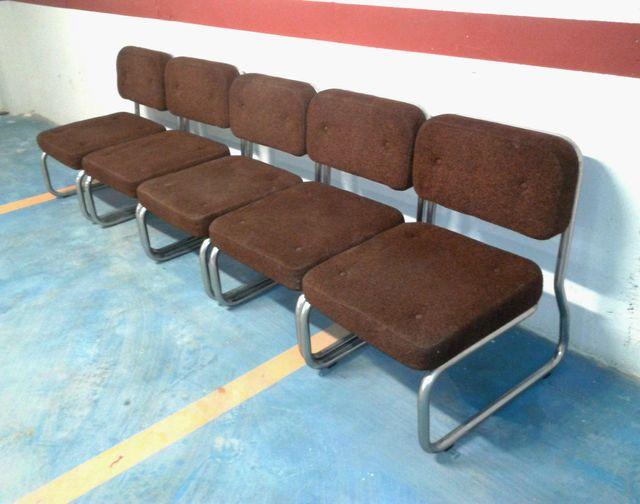 Sillones vintage silla originales de poca para oficinas sala de espera de segunda mano por 50 - Sillones originales ...