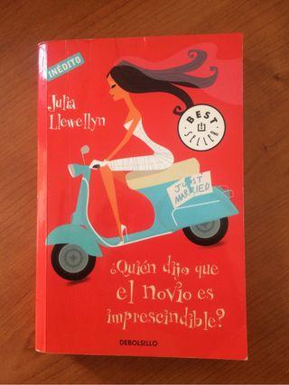 """Libro """"¿Quién Dijo Que El Novio Es Imprescindible?"""""""