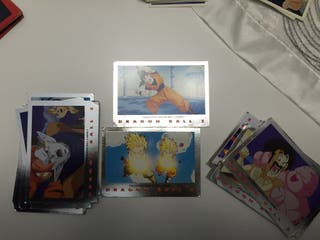 Cards Dragon Ball Z Serie 2