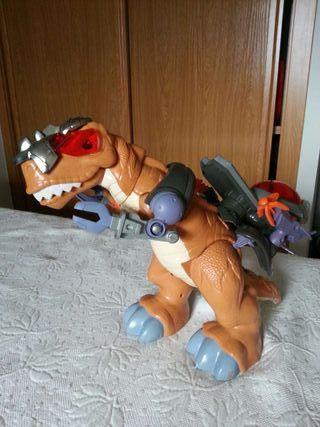 Dinosaurio grande de Imaginext