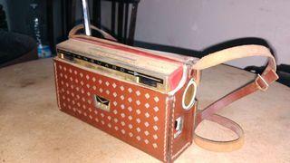 Radio antigua Vanguard
