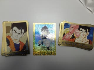 Cards Dragon Ball Z Serie 3