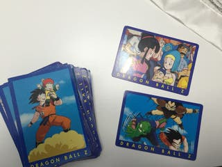 Cards Dragon Ball Z Serie 1