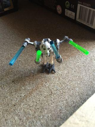 Star Wars Lego 75040 Minifigura General Grievous