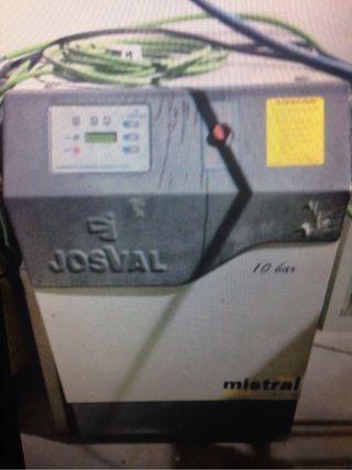Compresor +secador JOSVAL