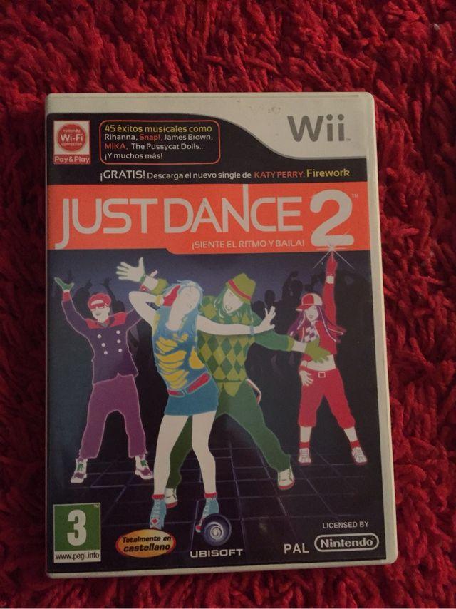 JUST DANCE 2. Wii