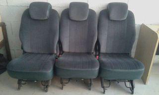 asientos renault space