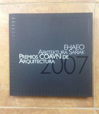 2007 EHAEO Arkitektura Sariak. Premios COAVN de Arquitectura 2007