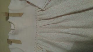 Vestido marca Elisa menuts talla 12 meses