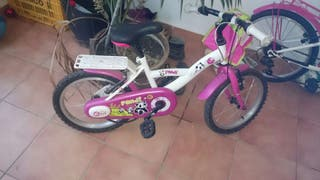 Bicicleta de 16pulgada