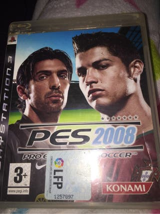 Pes 2008 Play 3