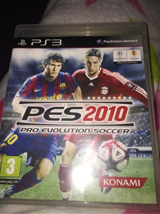 Pes 2010 Play 3