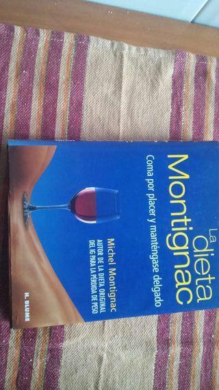 Libro Dieta Montignac