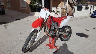 Honda crf 450 R 2011
