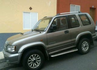 Isuzu Trooper 66.200Km