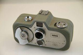 Filmadora 8 mm. Movinette.