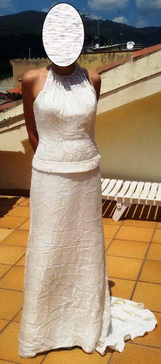 Vestido Novia Pronovias