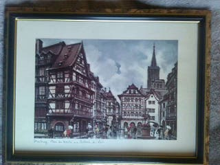 Cuadro de Strasbourgh