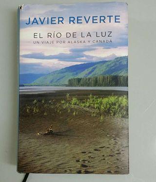 El río de la luz. Un viaje por Alaska y Canadá. De Javier Reverte