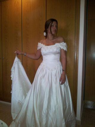 vestido de novia vintage de segunda mano en la provincia de valencia