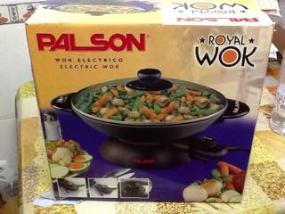 Wok Electrico Palson Nuevo