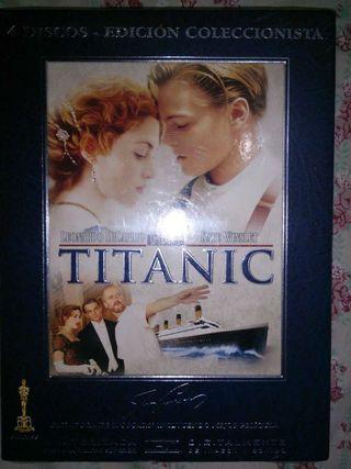 Titanic E. e. 4 discos precintado
