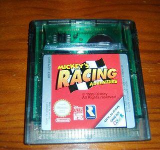 Mickey Racing Adventure