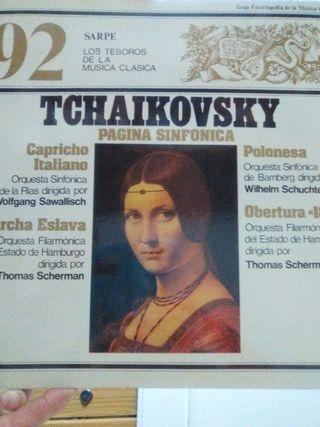 Discos de vinilo de musica clasica