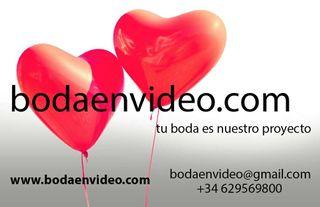 Boda en video