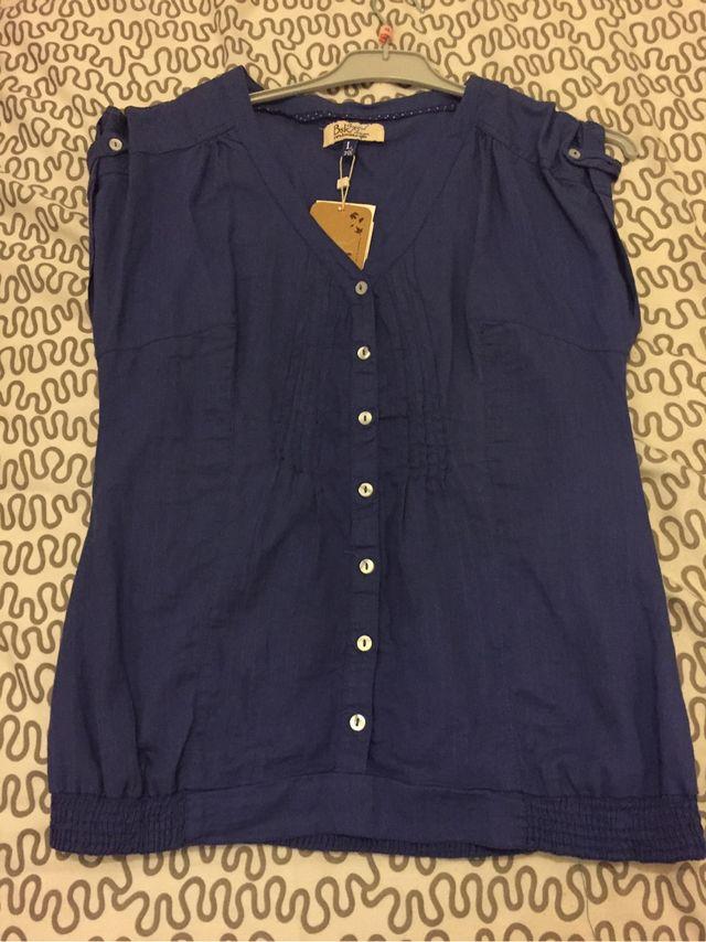 Camisa De Bershka