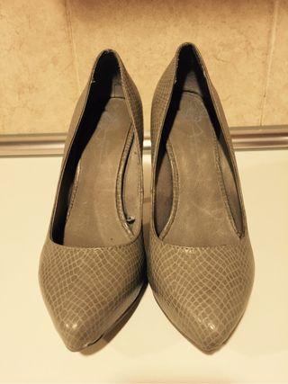 Zapatos Tacon Bershka