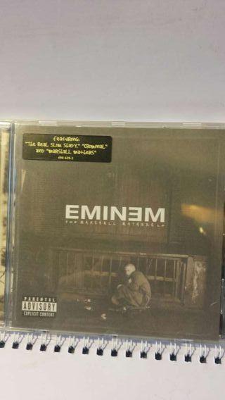 Cd. Eminem